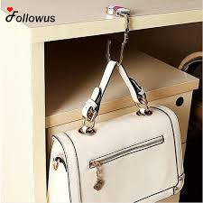 purse hook for table 2017 new arrival 8 pcs foldable bag hanger table purse hook bag
