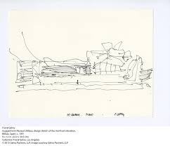 talkcontract lacma premieres retrospective of gehry u0027s work