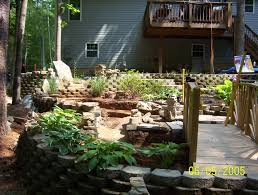 decks patios landscaping and grounds maintenance landscape deck