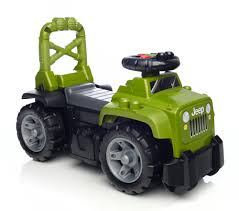 jeep toy mega bloks jeep ride on green toys