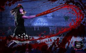 spooky pixel background wallpaper u2014 spooky squid games