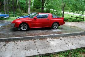 mitsubishi conquest nadergts 1987 chrysler conquest specs photos modification info
