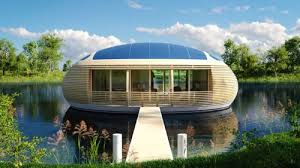 technology house the waternest 100 an eco friendly floating house futuristic news