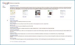 Google Sites File Cabinet The 10 Minute Test Plan