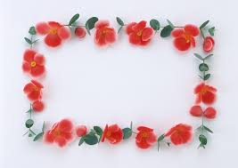 free romantic valentine fowers backgrounds for powerpoint flower