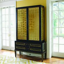 global views collectors cabinet black u2013 clayton gray home