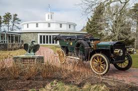 heritage museums u0026 gardens exhibition of presidential cars opens