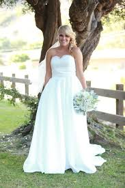 Wedding Dresses For Larger Brides How To Pick A Wedding Dress That Hides Your Belly Fat