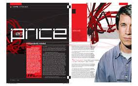magazine layout graphic design aspects of graphic design book and magazine design ericadesigns