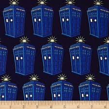 bbc doctor who comics police public call box blue discount