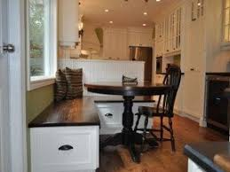 Bench Style Kitchen Table Sets Foter - Bench style kitchen table
