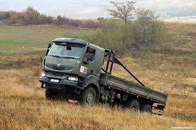 renault trucks defense camioanele kerax 6x6 ar putea intra în dotarea armatei române