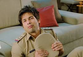 Shahid Kapoor Cock - september 2013 cinema chaat