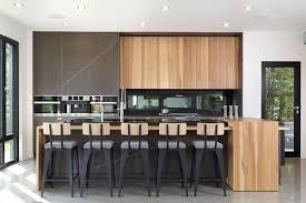 cuisine moderne bois massif cuisine armoires de cuisine photo idã e dã co contemporaine moderne