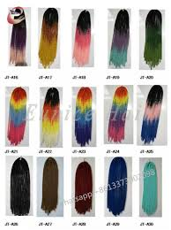 Afro Hair Extensions Uk by Aliexpress Com Buy Hollow Ombre Faux Locs Aliexpress Uk Crochet