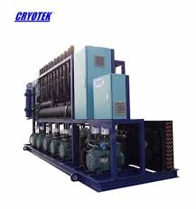 metro chambre froide co2 système de réfrigération compresseur unité pour basse