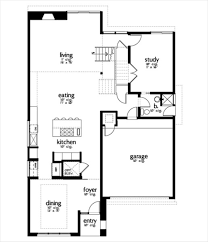 modern style house plan 3 beds 4 00 baths 3641 sq ft plan 449 9