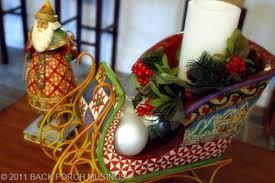 sleigh decoration archives decor