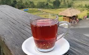Teh Merah seruput teh beras merah minuman unik khas jatiluwih bali okezone