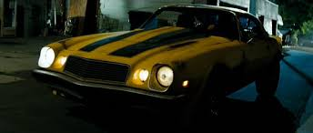 1977 camaro bumblebee imcdb org 1977 chevrolet camaro z28 in transformers 2007