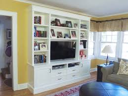 home decor tv wall stunning built in wall unit images inspirations units living room