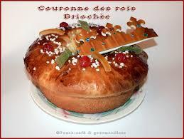 galette des rois hervé cuisine couronne des rois briochée pause gourmandises