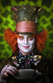 crazy contact lenses mad hatter costume idea