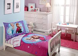 Comforters For Toddler Beds Disney Frozen 4 Piece Toddler Bedding Set Toys