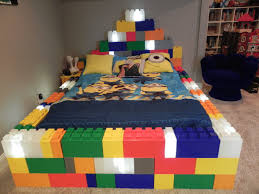 Lego Bed Frame Lego Style Blocks Simplemost