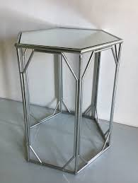 Silver Accent Table Grace Silver Accent Table