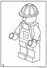 lego coloring pages free printable 09