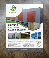serious professional flyer design for gael management by alex989