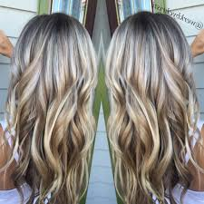 platinum blonde hair with brown highlights honey blonde hair with brown lowlights highlights and lowlights