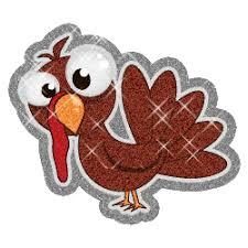 turkey dinner and thanksgiving food animations clip library