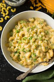 stove top broccoli mac and cheese cooking classy