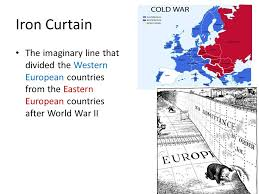 Eastern Europe Iron Curtain Cold War And Postwar Changes Ppt Online Download
