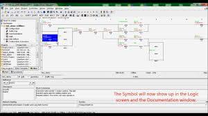 enabling symbols proworx 32 logic and documentation screens