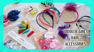 toddler hair accessories toddler baby hair accessories collection headbands