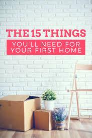 best 25 first home checklist ideas on pinterest first first home essentials checklist first home essentials checklist