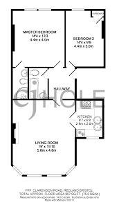 2 bedroom flat for sale in clarendon road redland bristol bs6