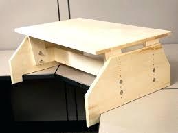 diy standing desk converter diy standing desk conversion adjustable standing desk adjustable