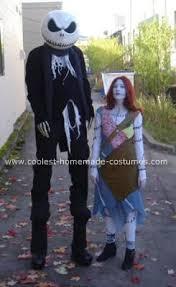 Sally Jack Halloween Costumes Coolest Jack Skellington Nightmare Christmas Costume Jack