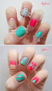 11 super stylish super easy nail art tutorials