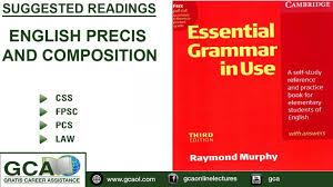 english grammar u2013 gca