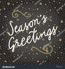 seasons greetings merry new year stock vector 343042919