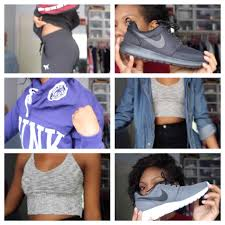 nike 6 0 boots motocross fall try on haul fashion nova nike pink etc with loop