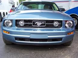 2010 ford mustang pony package ford mustang history 2006 shnack com