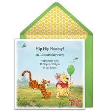 winnie pooh invitations 22 custom birthday invitations birthday party invitations templates