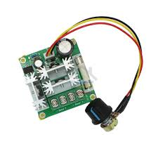 free shipping 10pcs mini dc 5a motor pwm speed controller 3v 35v