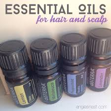 essential oils for hair growth and thickness essential oils for scalp and hair angie s nest